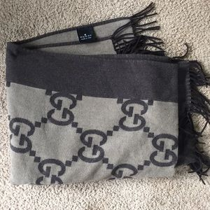 Gucci Throw Blanket